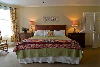 Gary's House--Bernard Cohen's Room 1