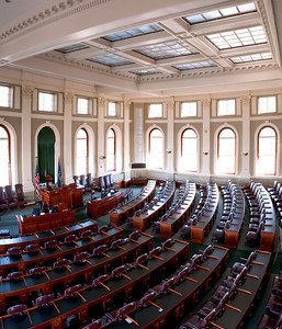 Maine State Senate Chamber Maine State House, Augusta 5 image vertical panorama
