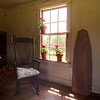 Three Geraniums, in the Olson House Kitchen, 1st floor.
