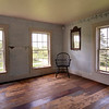 """This is the room (in color) where """"Alvaro's Hayrack"""" was painted in 1958.  (Second Floor)"""