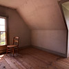 """This is the room (in color) where """"Beans Drying"""" was painted in 1968.  (3rd floor)"""