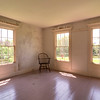 """This is the room where """"Stairway and Front Door"""" was painted in 1948.  (1st floor)"""
