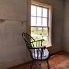 """This is another view of the room (in color) where """"Alvaro's Hayrack"""" was painted in 1958.  (Second Floor)"""