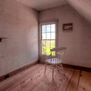 """This is the room (in color) where """"Wind from the Sea"""" was painted in 1947.  (3rd floor)"""