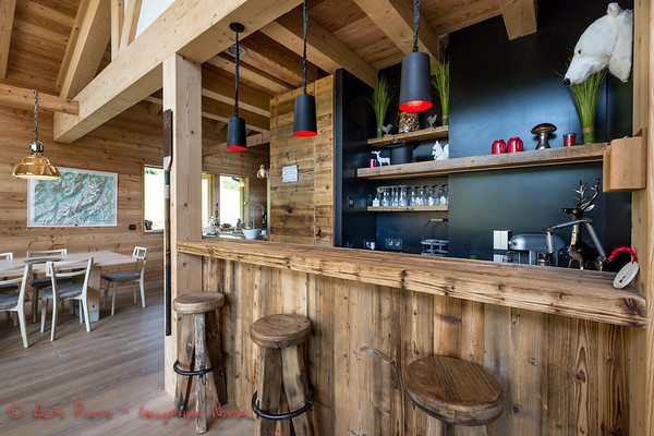 St Gervais Luxury Chalet