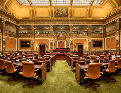 Utah State Capitol-House of Representatives