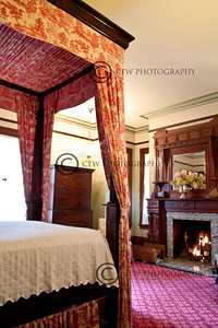 Hartley Lord Estate Master Bedroom Kennebunk, Maine