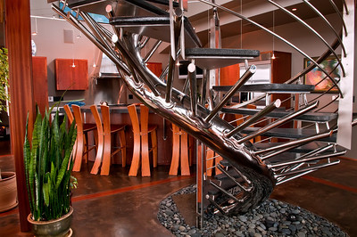 Thomas Moulton's Modern Penthouse
