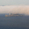 The fog island.