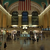 The Grand Central station, NYC.