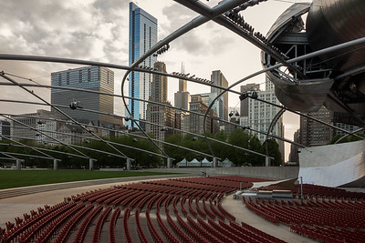 Millenium Park, Chicago, USA