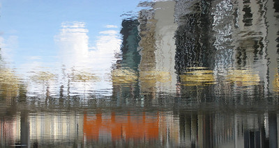 Reflections of Hamburg