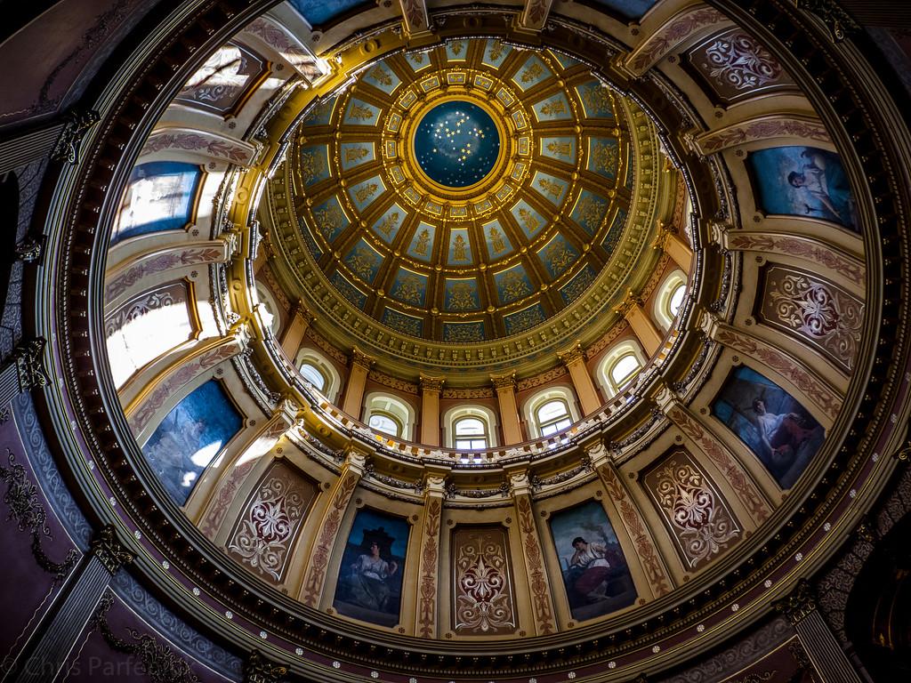 Capitol Dome Lansing