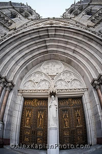 Cathedral Basilica of the Sacred Heart, Newark, New Jersey By Alex Kaplan www.AlexKaplanPhoto.com