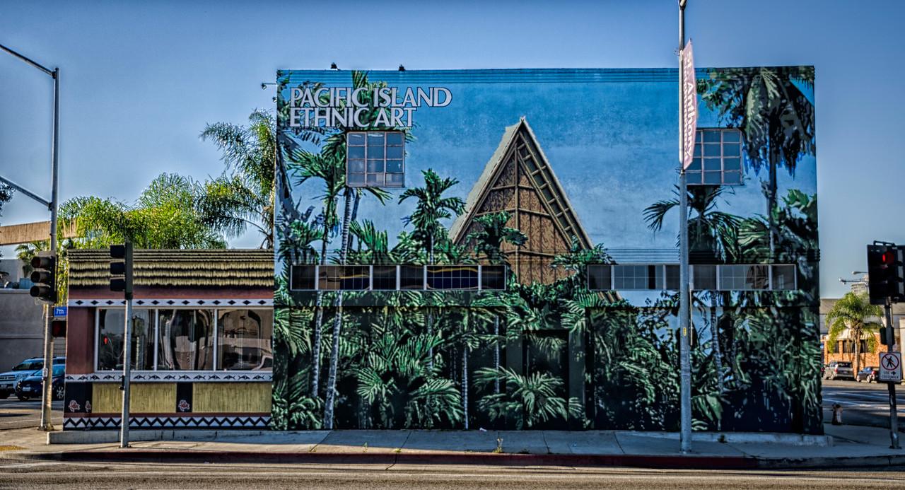 Pacific Island Ethnic Art Center