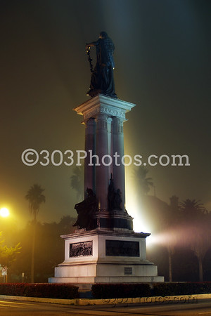 Galveston, Texas Civil War Memorial