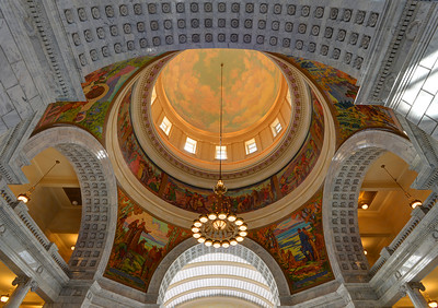 Utah State Capitol Rotunda - Salt Lake City