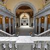 Utah State Capitol Building Interior - Salt Lake City