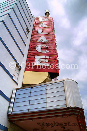 Palace Theatre, Seguin, Texas.