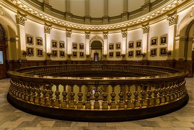 Hall of Presidents, Colorado Capitol Building - Denver