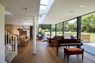 Extension and conversion, Hampshire