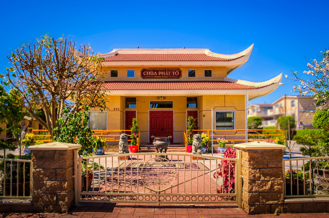 Temple of Buddhist Congregation