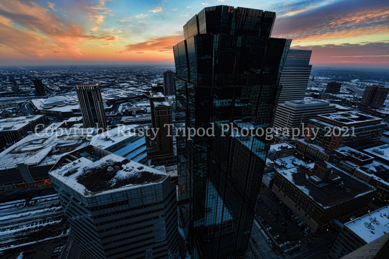 AT&T Sunset