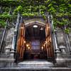 Entering Bond Chapel