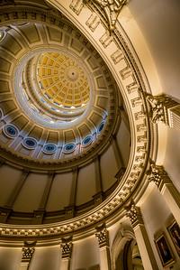Colorado Capitol Building Rotunda - Denver