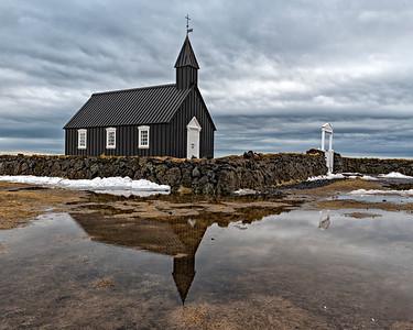 Burdie Church, Iceland