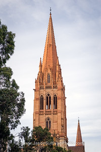 A Cathedral Tower