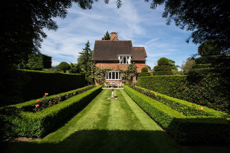 Private Home & Garden, Westcott, Surrey, England