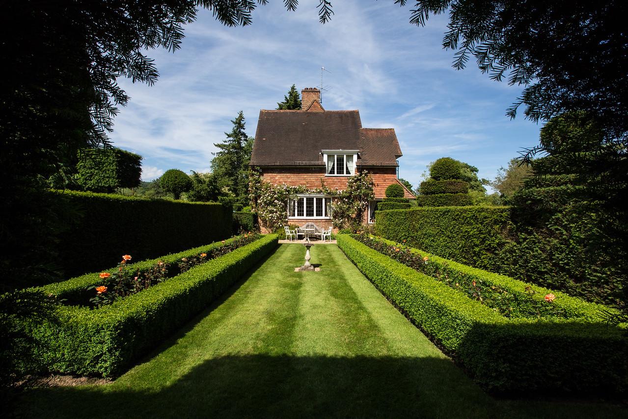Private Home & Garden, Westcott, Surrey, England
