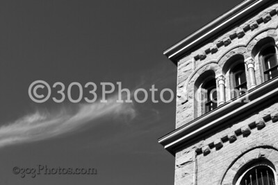 Llano County Courthouse, Llano, Texas.