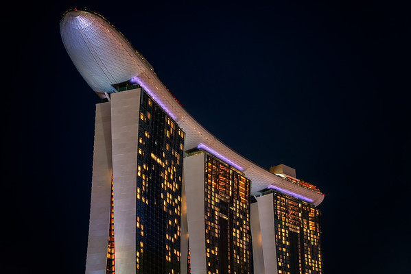 Marina Bay Sands Hotel & Casino