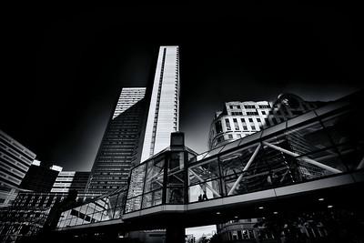 Futuristic City I