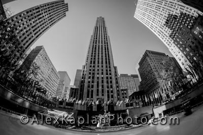 Rockerfeller Center, New York City, By Alex Kaplan www.AlexKaplanPhoto.com