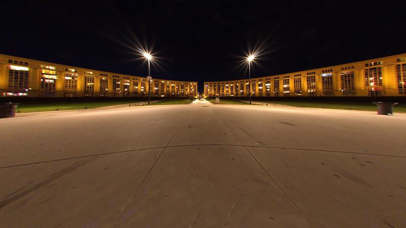 L'Esplanade de l'Europe - Antigone Montpellier