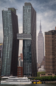 American Copper Building, New York, USA