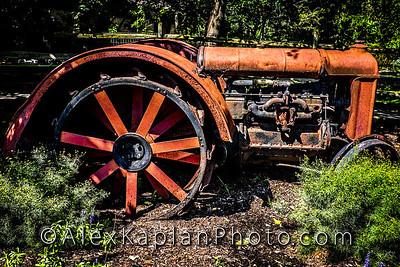 Tractor, Paramus, NJ By www.AlexKaplanPhoto.com