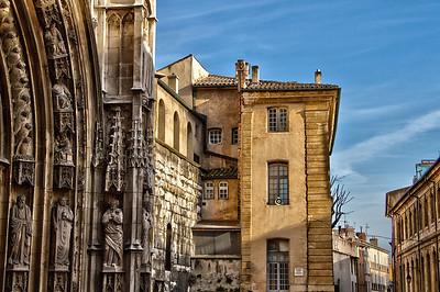 Cathédrale Aix en Provence