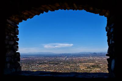 Phoenix from Dobbins Lookout