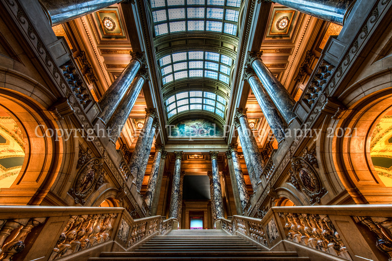 State Capital Staircase