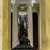 Thomas Jefferson Memorial Statue at Night - Washington D.C.