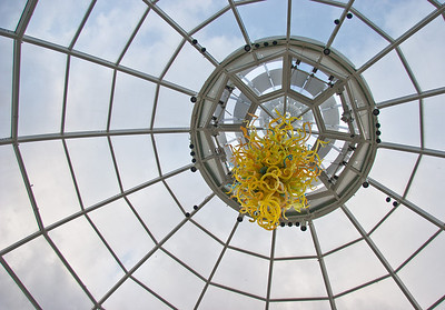 Chihuly Chandelier, Phipps Conservatory, Pittsburgh, PA