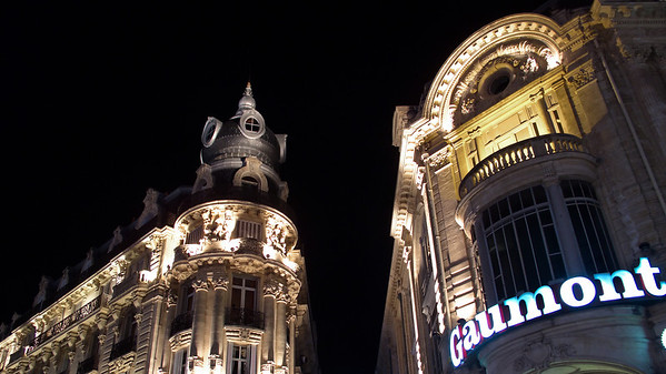 Place de la Comédie - Montpellier