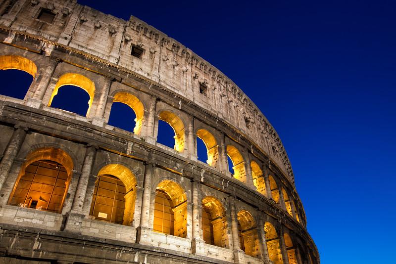Colosseum Blues