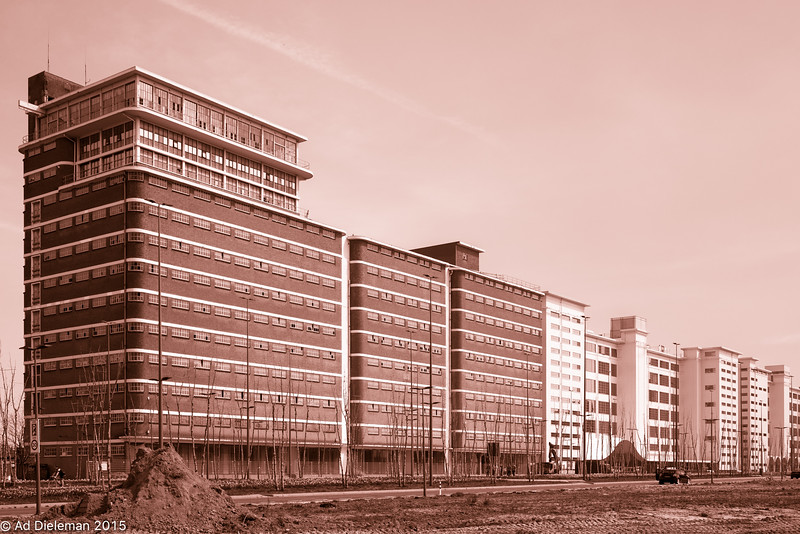 Former Philips building, Eindhoven