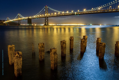 Bay Bridge, San Francisco, California