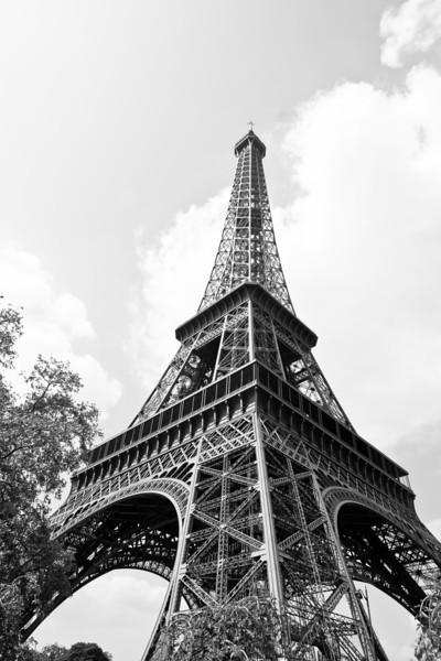 <strong>La Tour Eiffel</strong>